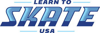 Learn to Skate USA logo