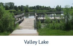 Valley Lake Park pier