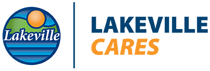 LakevilleCares logo
