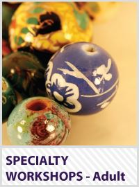 Specialty Workshops Adult